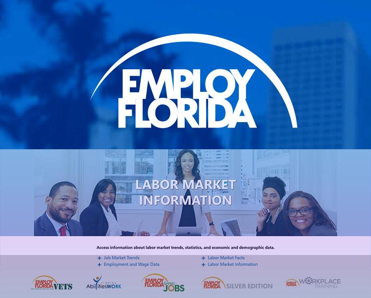 Creating an Individual Employ Florida Account