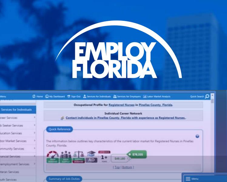 Employ Florida Background Wizard